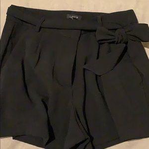 LOFT bow shorts, never worn!